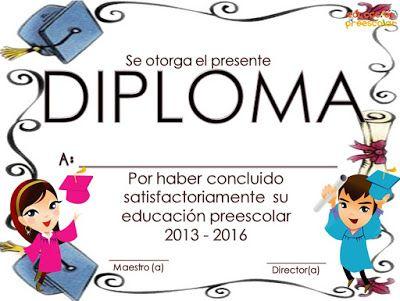 14 Diplomas y constancias de terminación de estudios ~ Imágenes Creativas