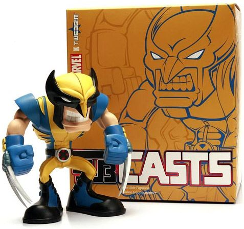 SubCasts Figure-Wolverine