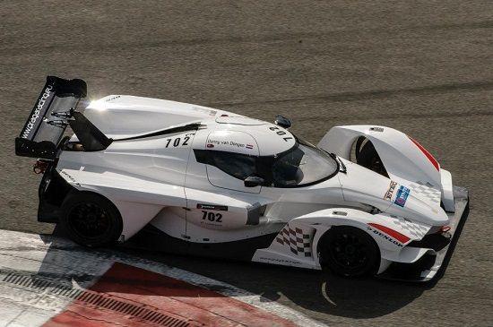 Praga Race Car