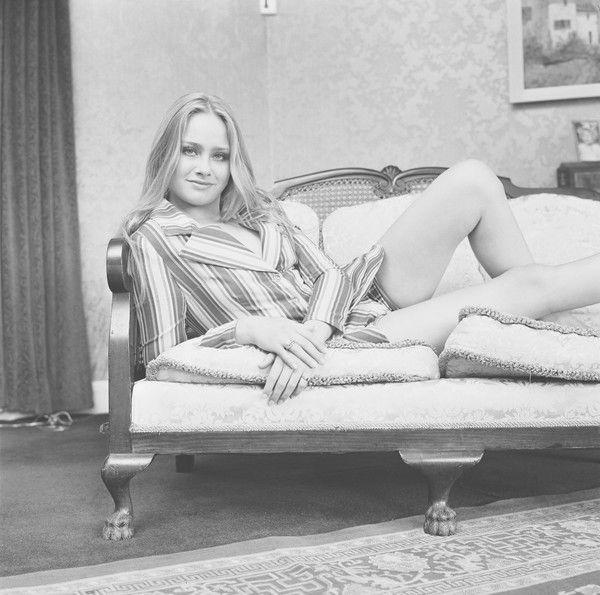 English actress Linda Hayden, UK, 13th August 1971.