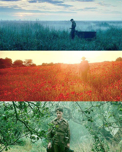 Atonement cinematography - Seamus McGarvey