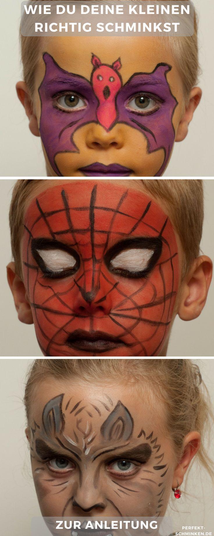 #Kinder schmiken kann so einen Spa� machen. Aber nur, wenn sie danach gut aussehen. Inspiration gibt's hier