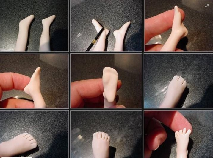 Foot tutorial
