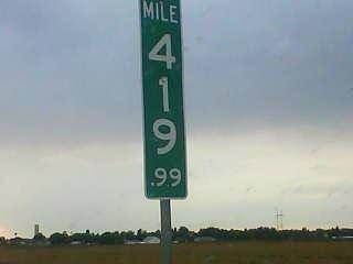 Colorado changes 'Mile 420' highway marker to stymie stoner heists - U.S. News
