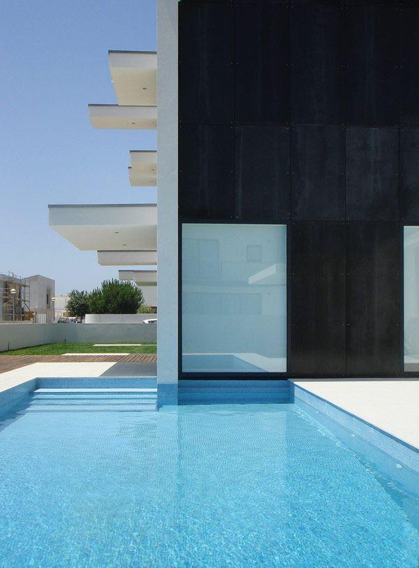 323 best la piscine images on pinterest swimming pools for Pool design ventura