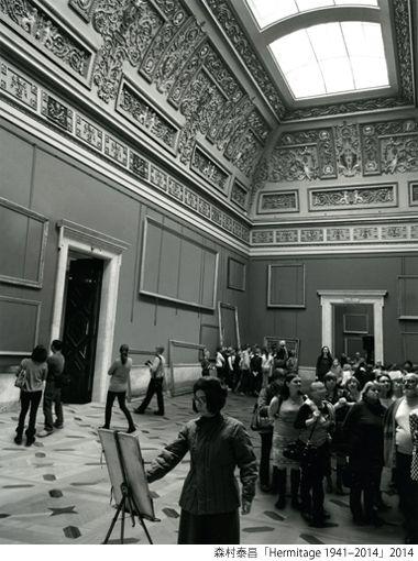 森村泰昌の「Hermitage 1941-2014」 エルミタージュ美術館に寄贈 | Art Annual online