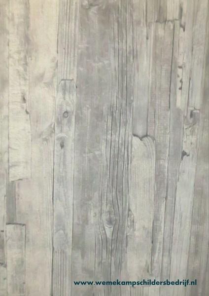 vliesbehang, as creation, steigerhout, sloophout, den ham, overijssel, schilder, behanger