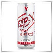 FAB X Forever Active Boost | Forever Living Products #ForeverLivingProducts  #EnergyDrinks