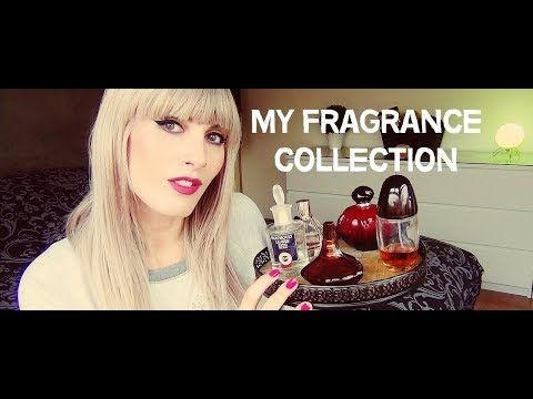 My Fragrance Collection  [Hypnotic Poison - Obsession - Flowerbomb] | MI...