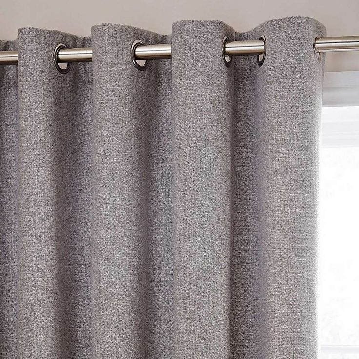 1000 ideas about grey eyelet curtains on pinterest. Black Bedroom Furniture Sets. Home Design Ideas