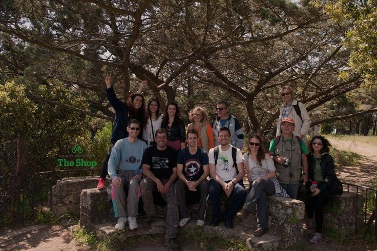 Pr. Ilias Members Country Walking Rhodes isl. #RhodesOutDoors