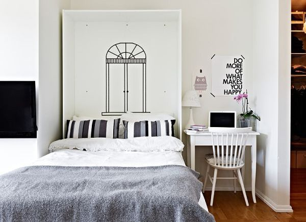 Beautiful Small Apartment Only 36 Square Meters