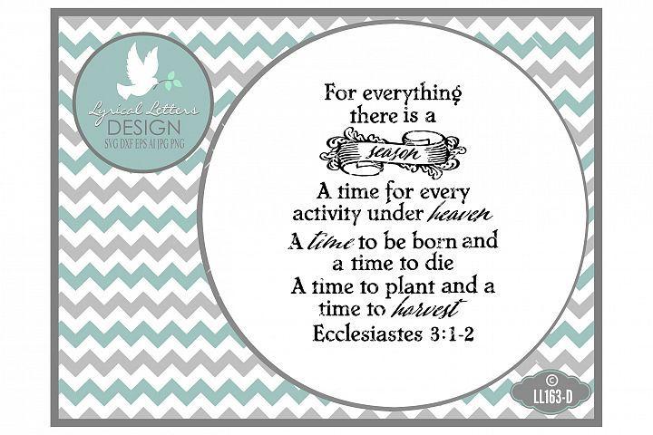 Tag: Ecclesiastes