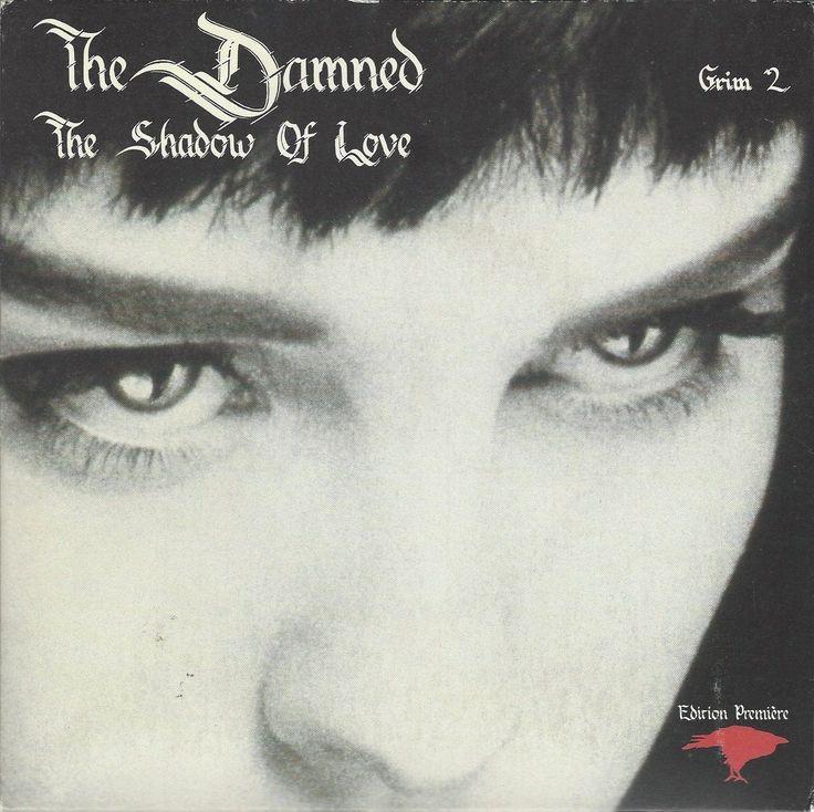 "The Damned. The Shadow Of Love. Gatefold Sleeve. U.K. 7"" Single."