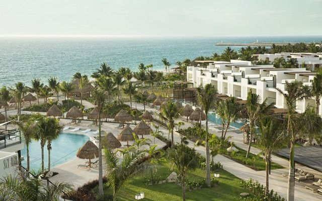 Finest Playa By Excellence Group All Inclusive Suites Resort Top Tencancun Hotelscancun