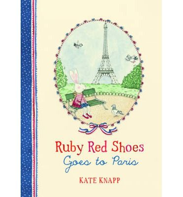Ruby and her grandmother Babushka are off to Paris for a holiday! When they arrive they go and meet Babushka's brother, Monsieur Gaspar Galushka, who loves hats as much as Ruby loves red shoes. And with Monsieur is his grandson, Felix, who becomes Ruby's guide while she is in Paris. Together the two young hares zip around Paris on Felix's racy red scooter taking in all of the beautiful sights that...