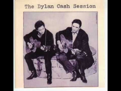 Bob Dylan and Johnny Cash - You are my sunshine. This is a song my daughter loves to sing all the time. It's wicked cute to me.