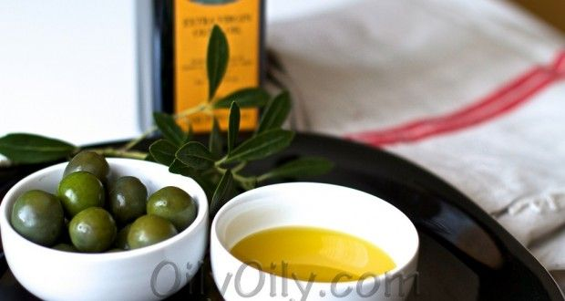 Oil Pulling with Olive Oil