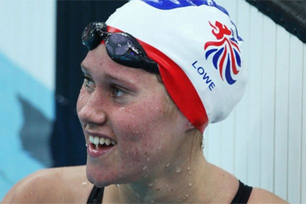 Jemma Lowe - British international butterfly swimmer and British record holder. She has competed for Wales in the Commonwealth Games, and was a member of Great Britain's 2008 and 2012 Olympic teams.