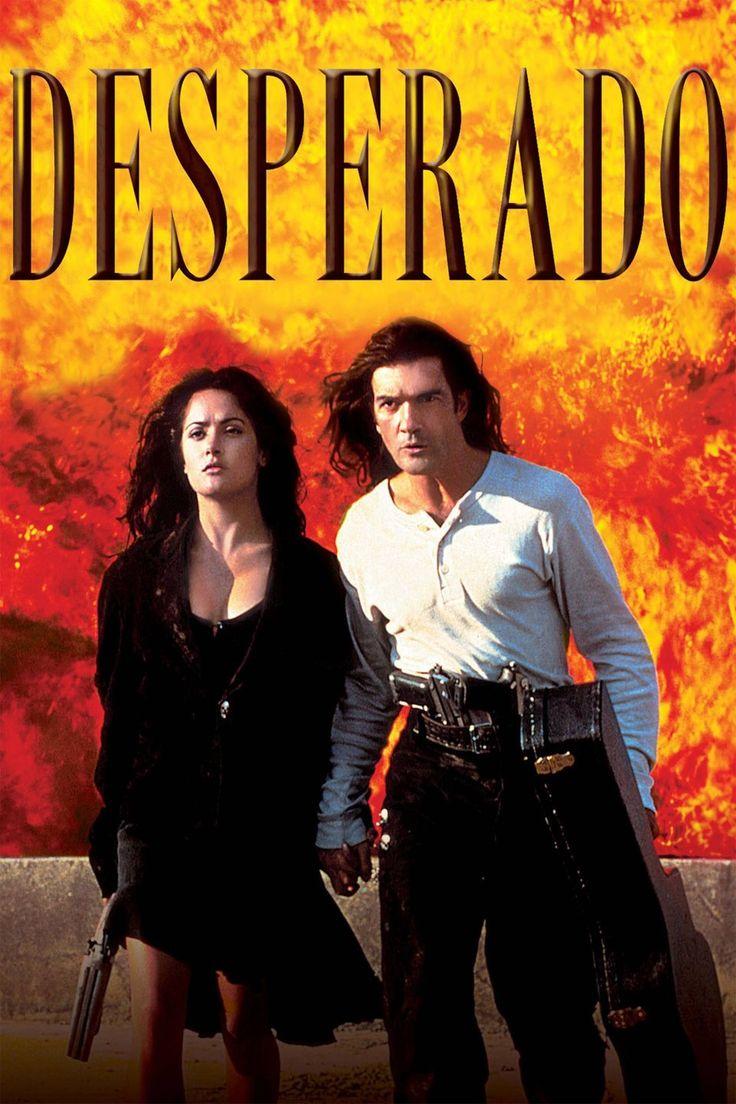 Desperado 1995 Desperado Movie Movie Posters 1995 Movies