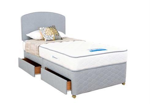 Best 25 Divan Beds Ideas On Pinterest Mauve Cushions White Double Bed And Mauve Bedroom