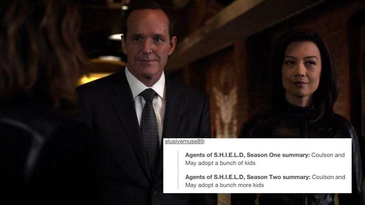 Season Summaries || Phil Coulson, Melinda May || Text Posts || #fanedit #humor #philinda
