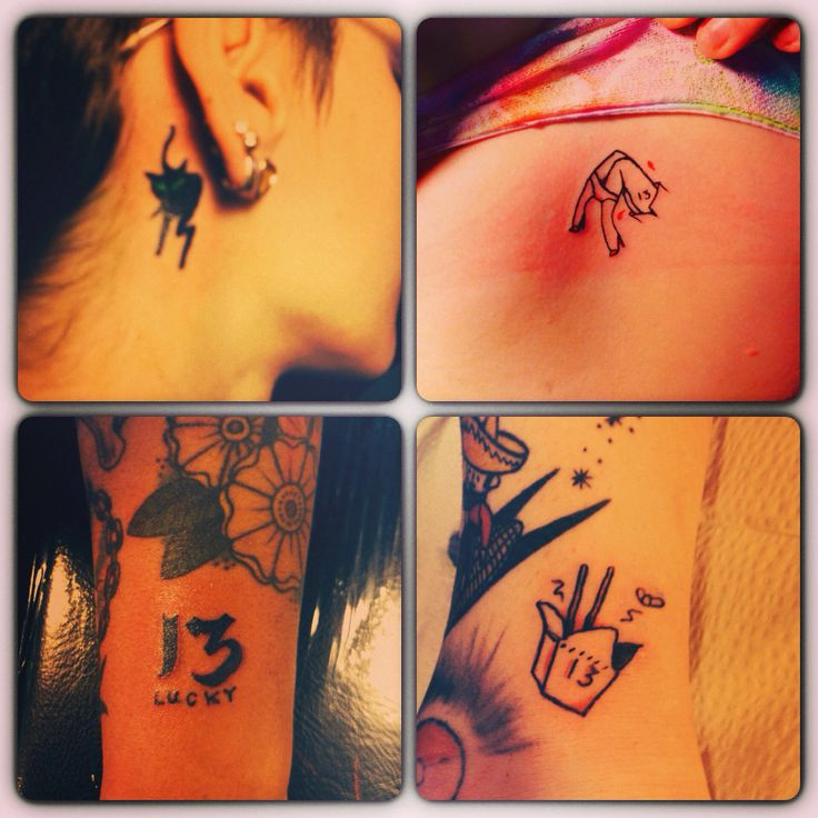 Friday the 13th tattoos by catfish don 13 plus 7 tip 20 for Friday the 13th tattoo specials near me