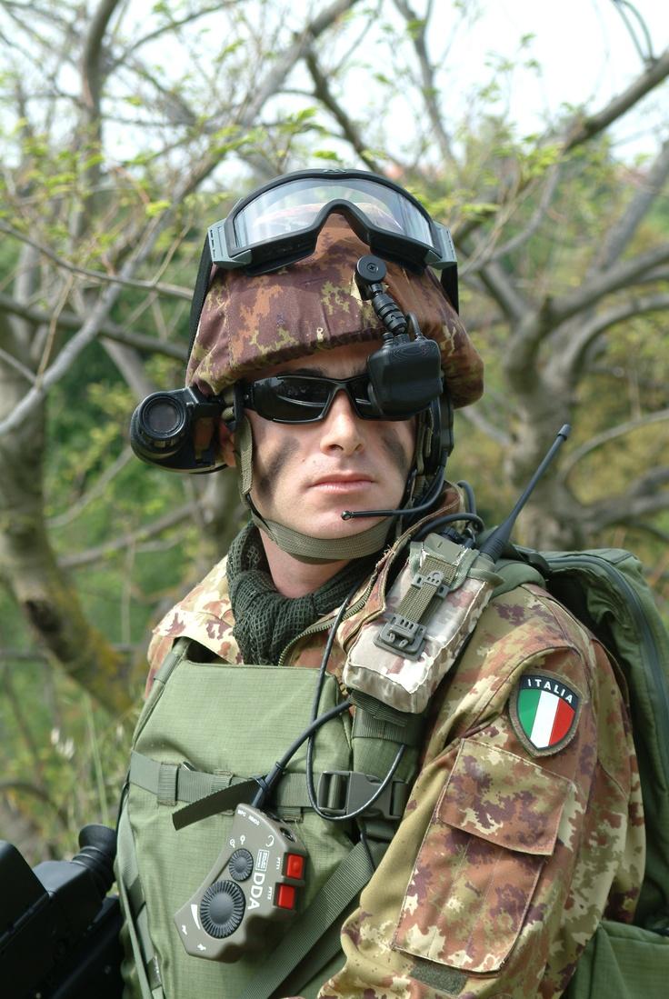Italian Military. (CDI sunglass)
