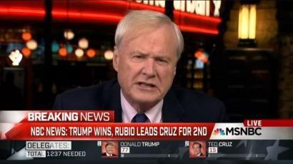 02-24-2016  Not a Joke: Chris Matthews Compares Donald Trump to Johnny Carson
