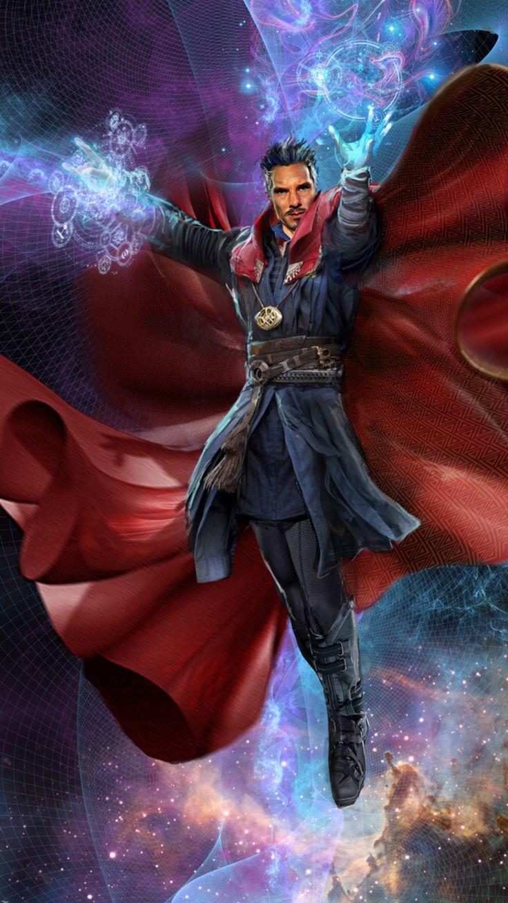 Dr Strange 2.0 by uncannyknack
