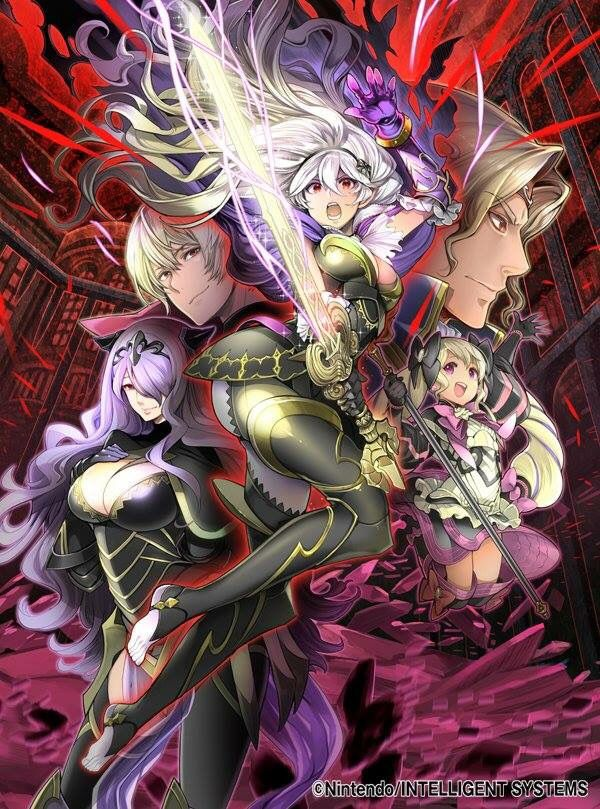 Pin by Generic Blue haired Lord on Fire emblem fates | Fire