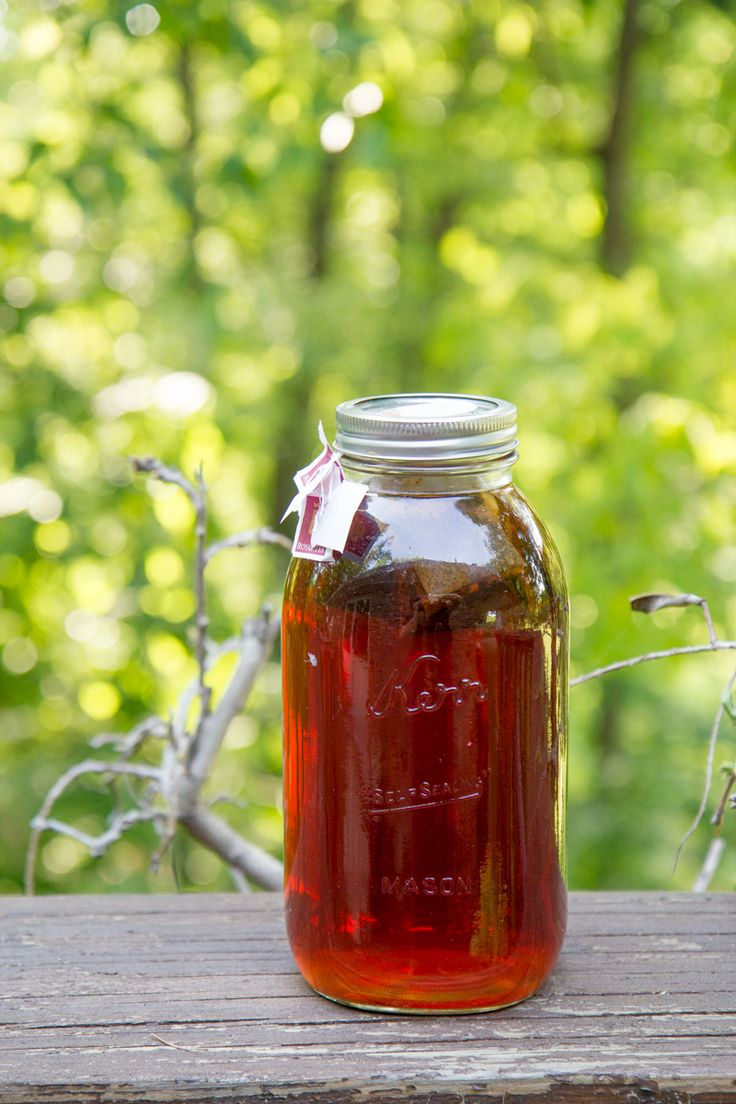 How to Make Sun Tea