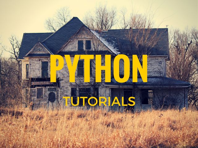 Here are 500+ programming tutorials including Best Python Tutorials for you to learn python programming for free. This includes python PDF, python ebooks and many more free python tutorials to learn online.