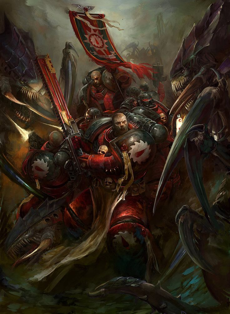 515 best wh40k images on pinterest space marine war hammer and flesh tearers by diana martinez fandeluxe Choice Image