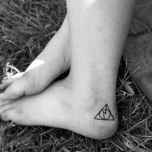 tattoo -                                                      This is the best Harry Potter tattoo I have ever seen!!! There are also 25 other amazing HP tattoos here