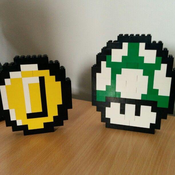 Lego 8-bit video games http://amzn.to/2qWZ2qa