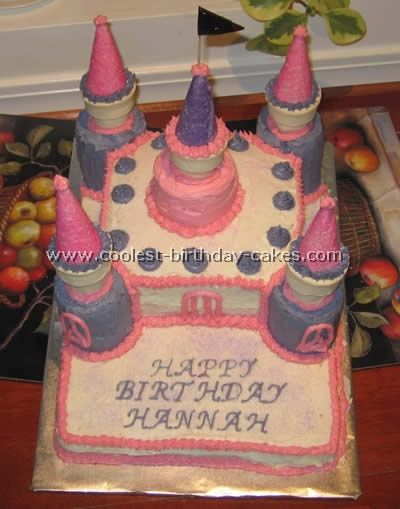 Image detail for Coolest Homemade Castle Cake Ideas Cake