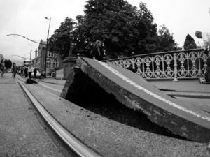 Christchurch Earthquake, New Zealand — Kontribit