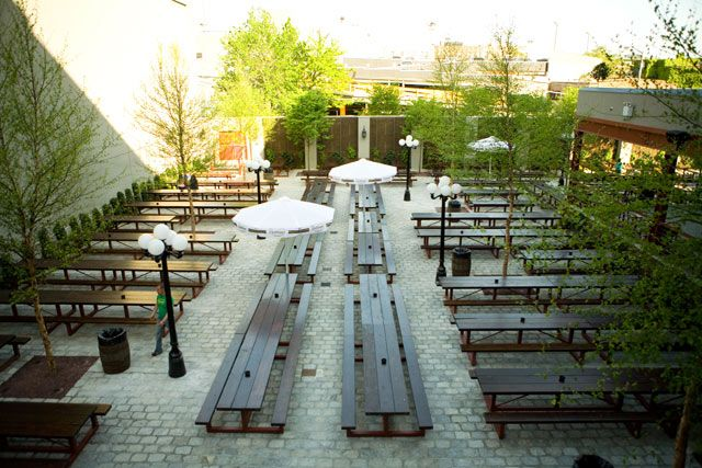 Queens Crap: New Queens beer garden opens today