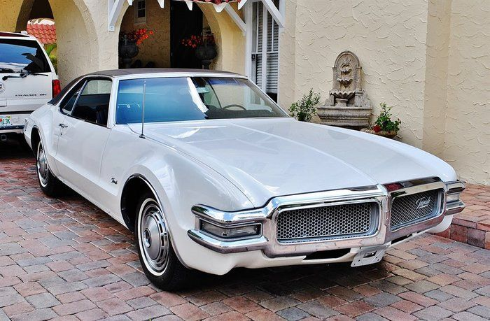 Classic 1968 Oldsmobile Toronado For Sale 2109033 32 500