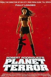 Dehşet Gezegeni-Planet Terror 2007 komedi 1080p ingilizce altyazılı film izle