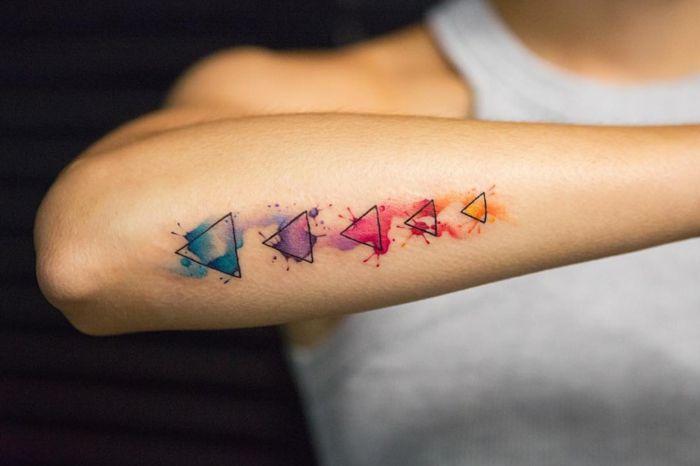 1001 Ideas De Originales Tatuajes En El Antebrazo Tattoo Idea