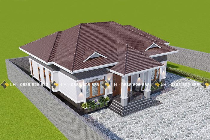 Gorgeous Four Bedroom Bungalow Pinoy Eplans House Roof Design Beautiful House Plans House Plan Gallery