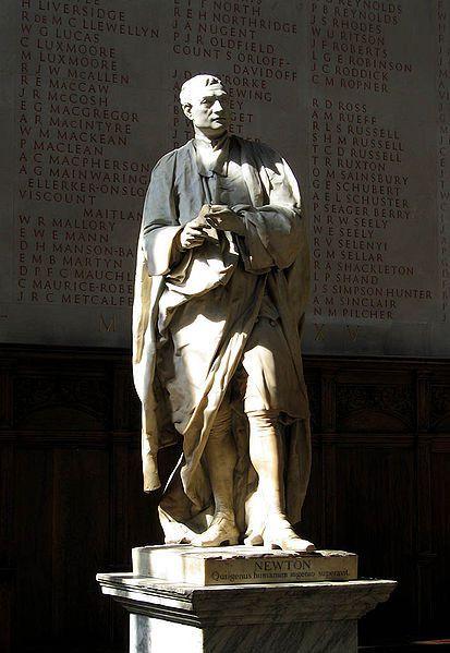 Исаак Ньютон - Поиск в Google