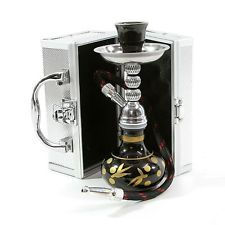 BLACK ANT hookah and water vase sale cheap narguile pipes for shisha smoking