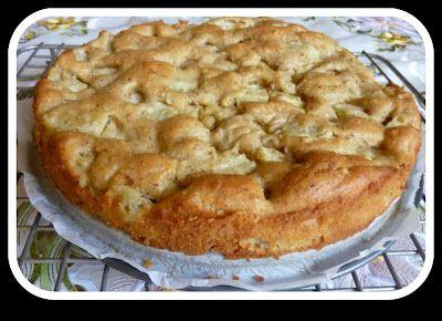 SPLENDID LOW-CARBING BY JENNIFER ELOFF: DELICIOUS APPLE CAKE