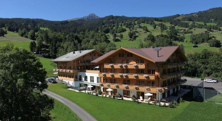 HOTEL スイス・グリンデルワルドのホテル>クラシックなスイスシャレー風のホテル>アスペン アルパイン ライフスタイル ホテル(Aspen Alpine Lifestyle Hotel)