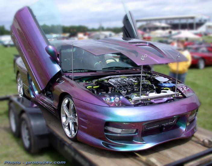yep that 39 s a ford probe moving fast furious cars. Black Bedroom Furniture Sets. Home Design Ideas
