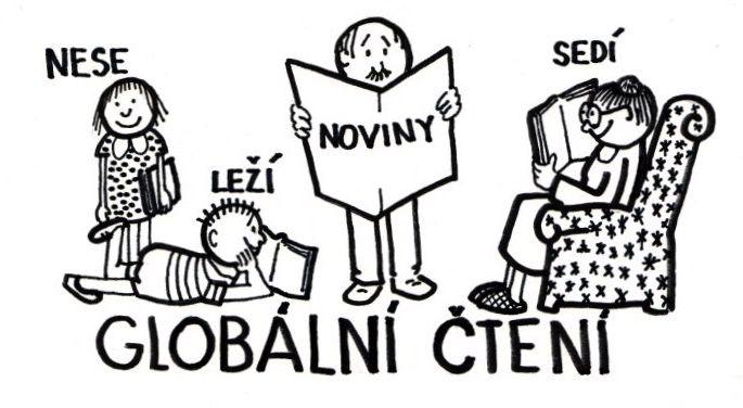 Informace k metodě globálního čtení.