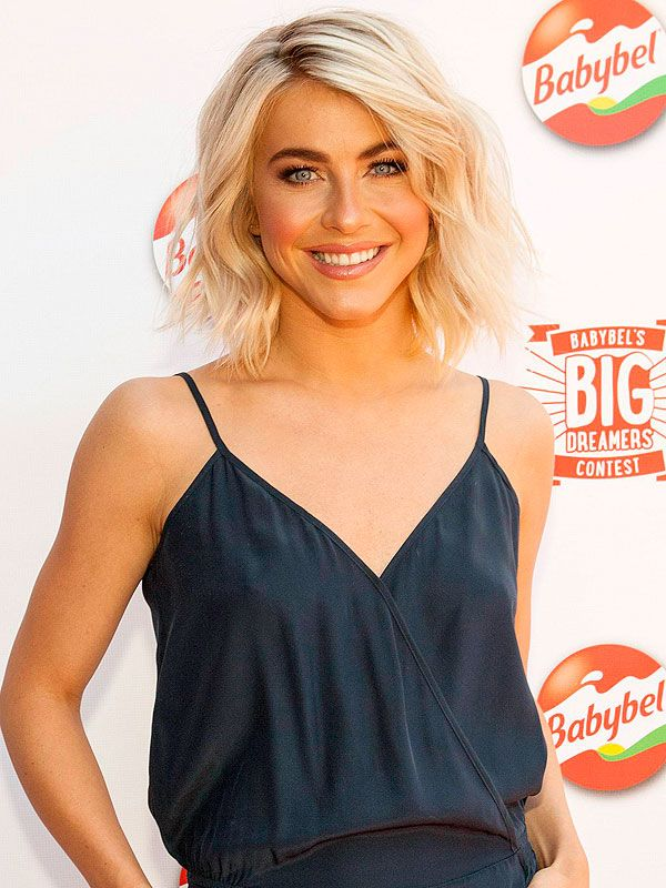 Julianne Hough dishes on why she started her lifestyle blog, her fitness habits and cooking at home with her boyfriend